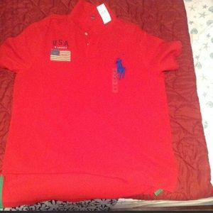 Other - RL Polo Top